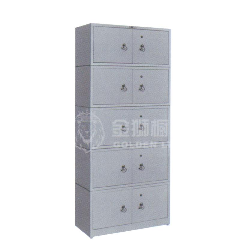 五节铁锚文件柜